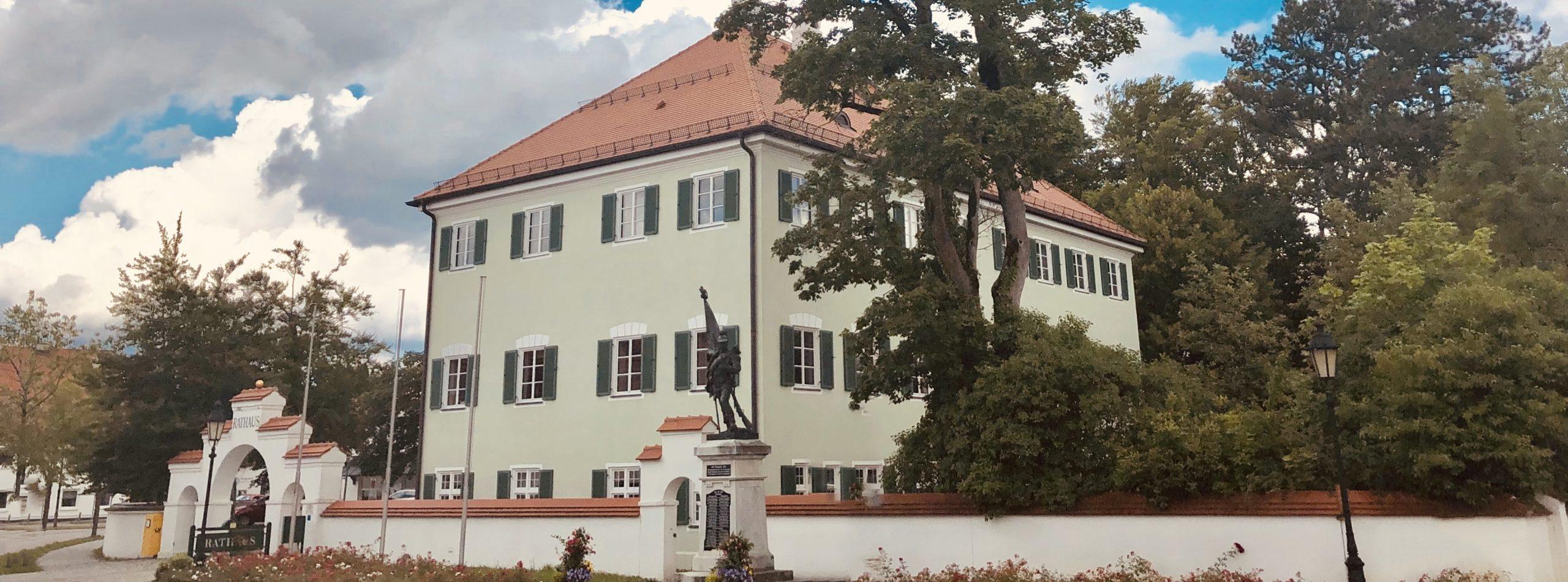 Freie Wähler Windach - Rathaus