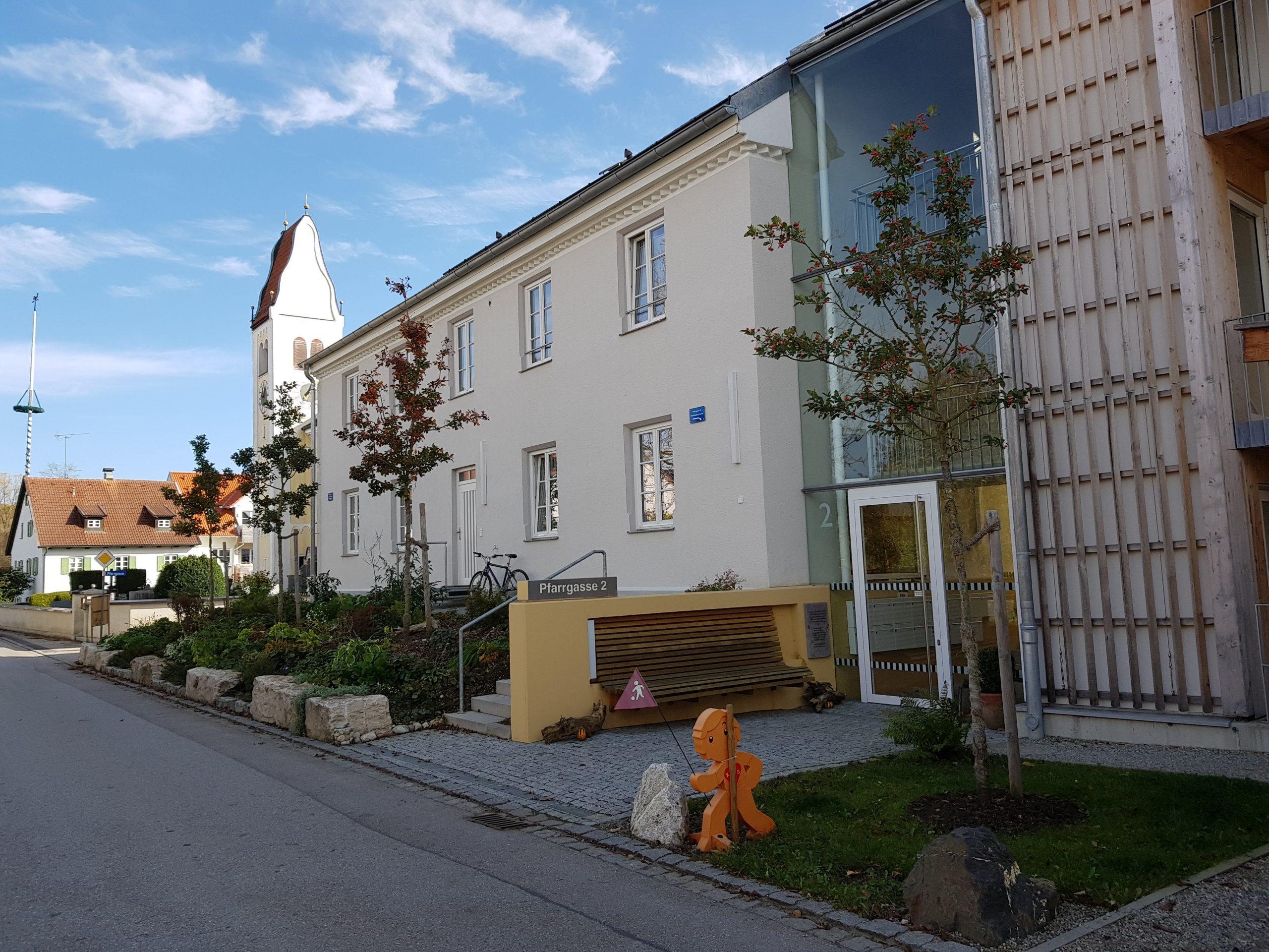 Das Mehr-Generationenhaus – realisiert mit Hilfe der Freien Wähler Windach