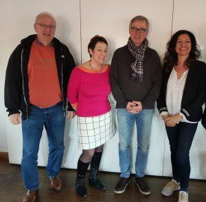 Freie Wähler Windach - Vorstand und 1. Bürgermeister