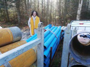 Freie Wähler Windach - Wassernotversorgung - Bohrung Westerschondorf